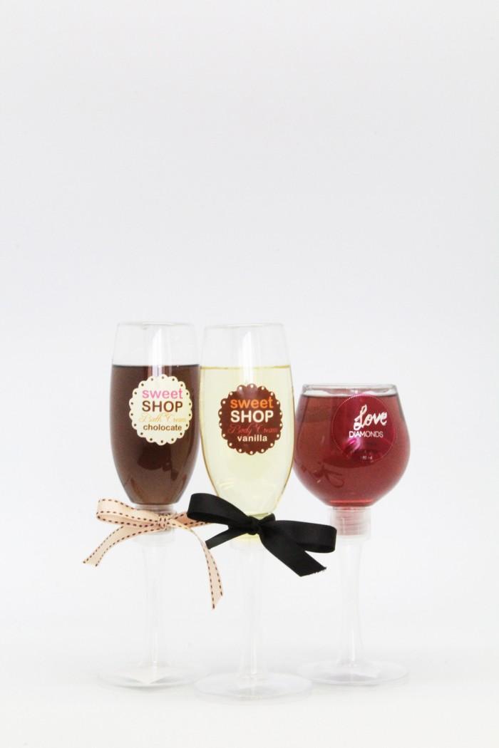 sweet shop wine glasses
